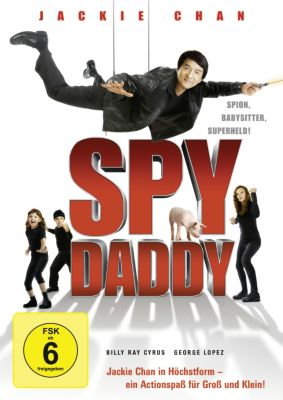 Spy Daddy, Jonathan Bernstein, James Greer, Gregory Poirier
