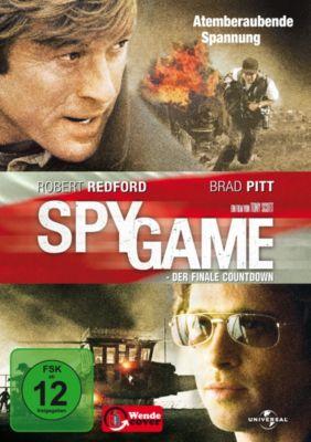 Spy Game - Der finale Countdown, Brad Pitt,Catherine McCormack Robert Redford