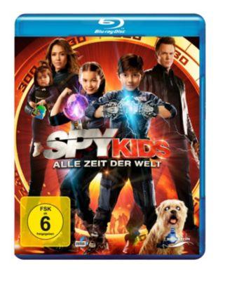 Spy Kids - Alle Zeit der Welt, Diverse Interpreten