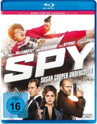 Spy - Susan Cooper Undercover ProSieben Blockbuster Tipp