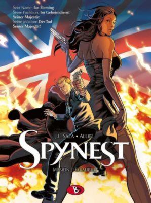 Spynest - Mission Excalibur, Jean-Luc Sala, Alliel