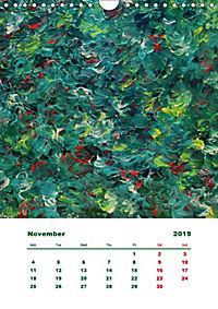 SQUARELY ABSTRACT BY GAYA (Wall Calendar 2019 DIN A4 Portrait) - Produktdetailbild 11