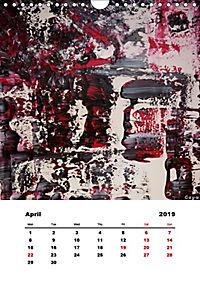 SQUARELY ABSTRACT BY GAYA (Wall Calendar 2019 DIN A4 Portrait) - Produktdetailbild 4