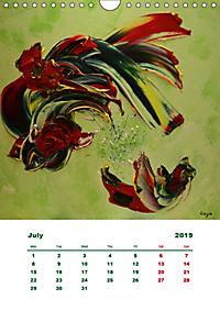 SQUARELY ABSTRACT BY GAYA (Wall Calendar 2019 DIN A4 Portrait) - Produktdetailbild 7