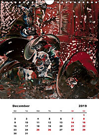 SQUARELY ABSTRACT BY GAYA (Wall Calendar 2019 DIN A4 Portrait) - Produktdetailbild 12