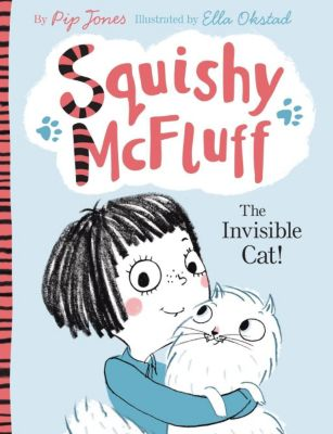 Squishy McFluff, the invisible cat - Secret Santa Buch portofrei
