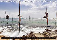Sri Lanka, eine Reise über die Insel der King Coconut (Tischkalender 2019 DIN A5 quer) - Produktdetailbild 2