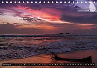 Sri Lanka, eine Reise über die Insel der King Coconut (Tischkalender 2019 DIN A5 quer) - Produktdetailbild 1