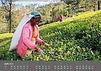 Sri Lanka-Trauminsel im Indischen Ozean (Wandkalender 2019 DIN A2 quer) - Produktdetailbild 6