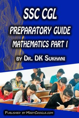 SSC CGL Preparatory Guide -Mathematics (Part 1), Dr. DK Sukhani