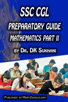 SSC CGL Preparatory Guide -Mathematics (Part 2), Dr. DK Sukhani