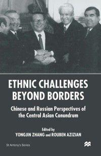 St Antony's Series: Ethnic Challenges Beyond Borders