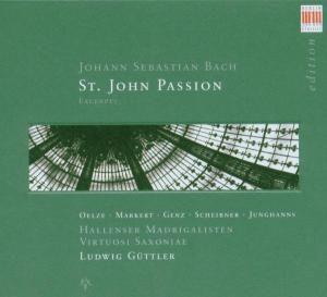 St.John Passion, Ludwig Güttler, Vsx