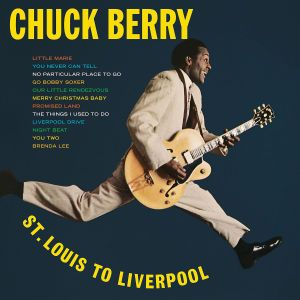 St. Louis to Liverpool, Chuck Berry