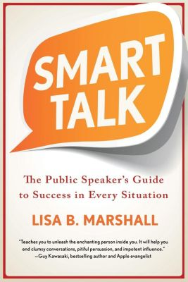 St. Martin's Griffin: Smart Talk, Lisa B. Marshall