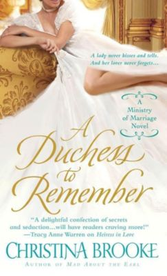 St. Martin's Paperbacks: A Duchess to Remember, Christina Brooke
