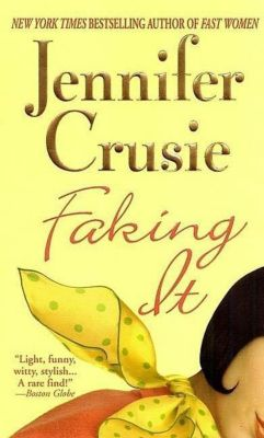 St. Martin's Press: Faking It, Jennifer Crusie