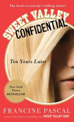 St. Martin's Press: Sweet Valley Confidential, Francine Pascal