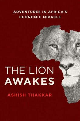 St. Martin's Press: The Lion Awakes, Ashish J. Thakkar