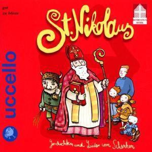 St. Nikolaus, Klaus W. Hoffmann, Martin Baltscheit, Erwin Grosche