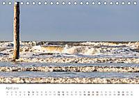 St. Peter-Ording. Deutschlands größte Sandkiste (Tischkalender 2019 DIN A5 quer) - Produktdetailbild 4