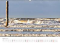 St. Peter-Ording. Deutschlands größte Sandkiste (Wandkalender 2019 DIN A2 quer) - Produktdetailbild 4
