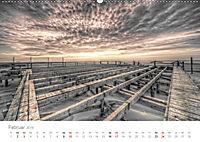 St. Peter-Ording. Deutschlands größte Sandkiste (Wandkalender 2019 DIN A2 quer) - Produktdetailbild 2