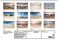 St. Peter-Ording. Deutschlands größte Sandkiste (Wandkalender 2019 DIN A2 quer) - Produktdetailbild 13