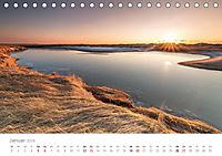 St. Peter-Ording. Deutschlands grösste Sandkiste (Tischkalender 2019 DIN A5 quer) - Produktdetailbild 1