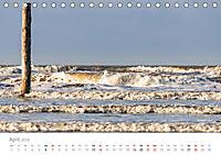 St. Peter-Ording. Deutschlands grösste Sandkiste (Tischkalender 2019 DIN A5 quer) - Produktdetailbild 4