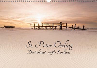 St. Peter-Ording. Deutschlands grösste Sandkiste (Wandkalender 2019 DIN A3 quer), Nordbilder Fotografie aus Leidenschaft