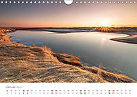 St. Peter-Ording. Deutschlands grösste Sandkiste (Wandkalender 2019 DIN A4 quer) - Produktdetailbild 1