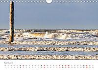 St. Peter-Ording. Deutschlands grösste Sandkiste (Wandkalender 2019 DIN A4 quer) - Produktdetailbild 4