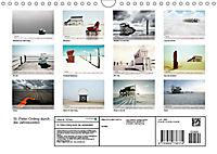 St. Peter-Ording durch die Jahreszeiten (Wandkalender 2019 DIN A4 quer) - Produktdetailbild 13