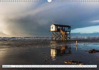 St. Peter-Ording Stranderlebnisse (Wandkalender 2019 DIN A3 quer) - Produktdetailbild 1