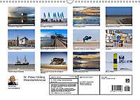 St. Peter-Ording Stranderlebnisse (Wandkalender 2019 DIN A3 quer) - Produktdetailbild 13