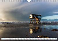 St. Peter-Ording Stranderlebnisse (Wandkalender 2019 DIN A4 quer) - Produktdetailbild 1