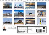 St. Peter-Ording Stranderlebnisse (Wandkalender 2019 DIN A4 quer) - Produktdetailbild 13