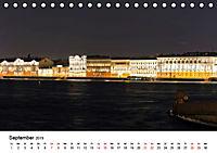 St. Petersburg bei Nacht (Tischkalender 2019 DIN A5 quer) - Produktdetailbild 9