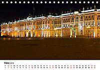 St. Petersburg bei Nacht (Tischkalender 2019 DIN A5 quer) - Produktdetailbild 3