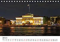 St. Petersburg bei Nacht (Tischkalender 2019 DIN A5 quer) - Produktdetailbild 7