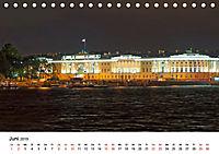 St. Petersburg bei Nacht (Tischkalender 2019 DIN A5 quer) - Produktdetailbild 6
