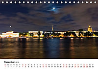 St. Petersburg bei Nacht (Tischkalender 2019 DIN A5 quer) - Produktdetailbild 12