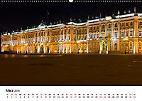 St. Petersburg bei Nacht (Wandkalender 2019 DIN A2 quer) - Produktdetailbild 3
