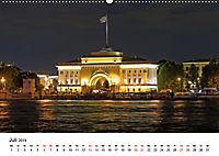 St. Petersburg bei Nacht (Wandkalender 2019 DIN A2 quer) - Produktdetailbild 7