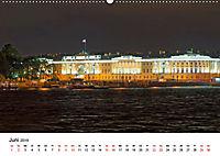 St. Petersburg bei Nacht (Wandkalender 2019 DIN A2 quer) - Produktdetailbild 6
