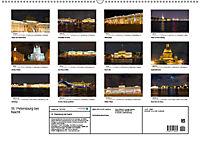 St. Petersburg bei Nacht (Wandkalender 2019 DIN A2 quer) - Produktdetailbild 13