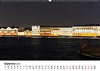 St. Petersburg bei Nacht (Wandkalender 2019 DIN A2 quer) - Produktdetailbild 9