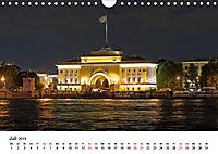 St. Petersburg bei Nacht (Wandkalender 2019 DIN A4 quer) - Produktdetailbild 7