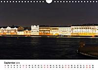 St. Petersburg bei Nacht (Wandkalender 2019 DIN A4 quer) - Produktdetailbild 9